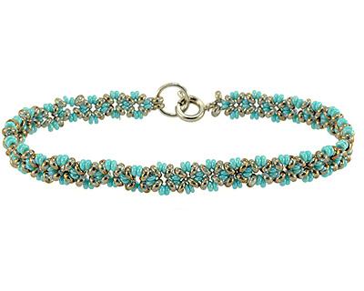Eternity Bracelet Pattern