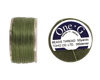 TOHO One-G Green Thread