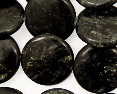 Astrophylite Puff Coin 20mm