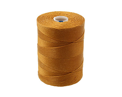 C-Lon Gold Micro (.12mm) Bead Cord