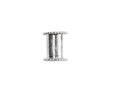 Nunn Design Sterling Silver (plated) Channel 13x11mm