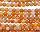 Fire Agate Round 4mm