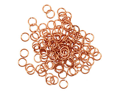 Artistic Wire Natural Chain Maille Jump Ring 4.76mm, 20 gauge