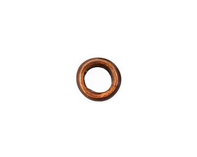 C-Koop Enameled Metal Wisteria Purple Ring 10-11mm