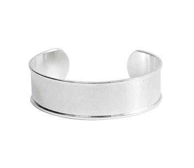 Nunn Design Sterling Silver (plated) 3/4