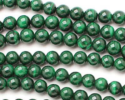 Malachite Round 8mm