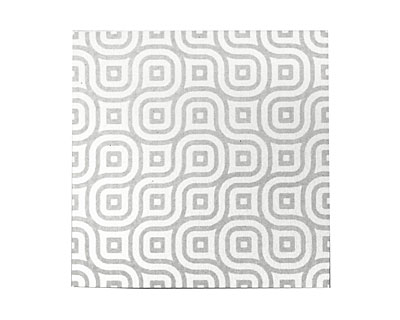 Lillypilly Silver Maze Anodized Aluminum Sheet 3
