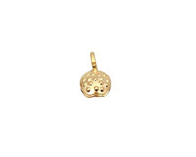 WireLace Gold (plated) Clamshell 10x8mm