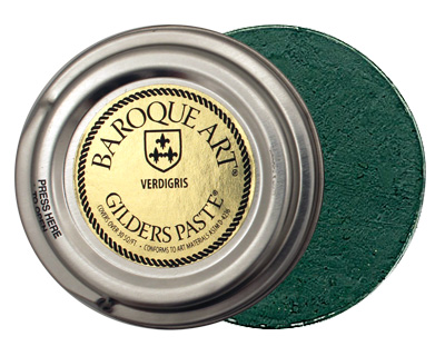 Verdigris Baroque Art Gilders Paste 30ml