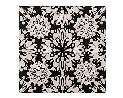 Lillypilly Black Kaleidoscope Anodized Aluminum Sheet 3