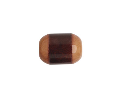 Tagua Nut Espresso Bicolor Barrel 23-24x16-17mm