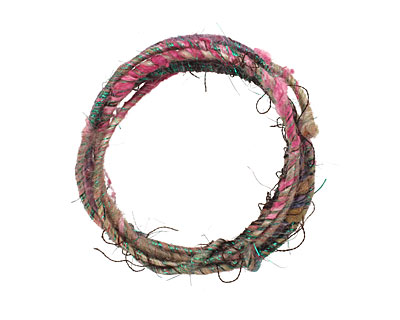 Orchid Medley WoolyWire 24 gauge, 3 feet