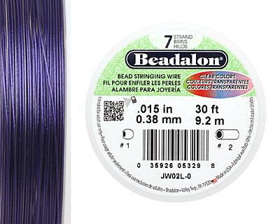 Beadalon Blue .015