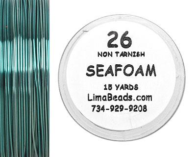 Parawire Seafoam 26 Gauge, 15 Yards