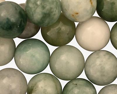 Burma Jade Round 14mm