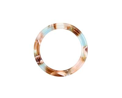 Zola Elements Mermaid Acetate Ring 24mm