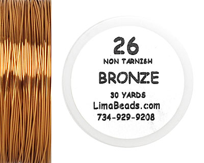 Parawire Bronze 26 Gauge, 30 Yards