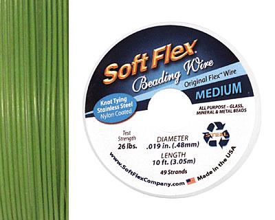 Soft Flex Peridot .019