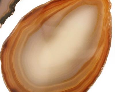 Agate Freeform Round Cabochon 44-56x54-66mm