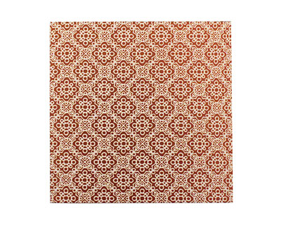 Lillypilly Bronze Doily Anodized Aluminum Sheet 3