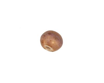 Gaea Ceramic Hyacinth Organic Round 9-10x12-13mm