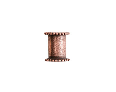 Nunn Design Antique Copper (plated) Channel 13x11mm