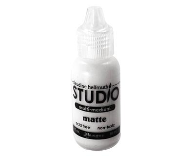 Claudine Hellmuth Studio Multi Medium Matte 18ml