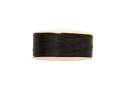 Nymo Black Size B (0.2mm) Thread