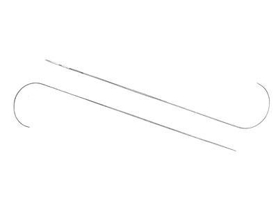 Beadalon Big Eye Curved Beading Needle 3.5 inches (9cm)