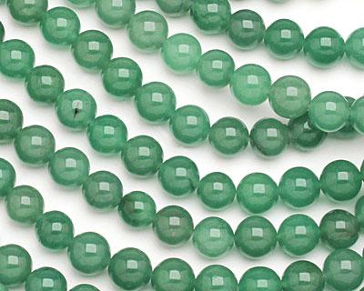 Green Aventurine Round 8mm