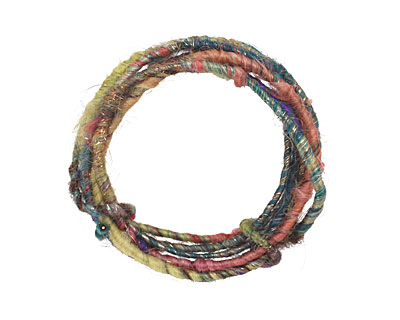 Wild Flower WoolyWire 24 gauge, 3 feet