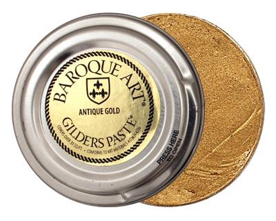 Antique Gold Baroque Art Gilders Paste 30ml