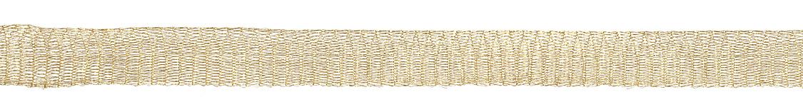 WireLace Brass Ribbon 12mm