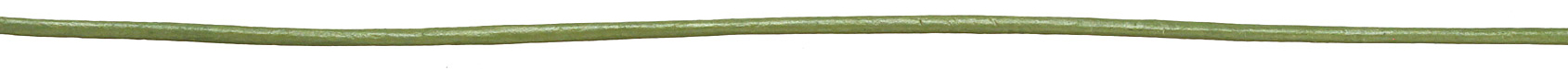 Juniper (metallic) Round Leather Cord 2mm
