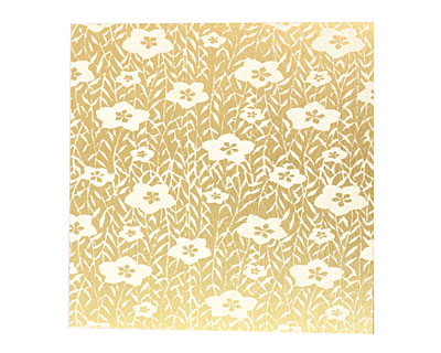 Lillypilly Gold Flower Garden Anodized Aluminum 3