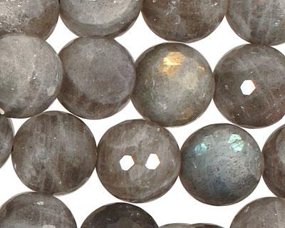 Labradorite (A) Faceted Round 16mm