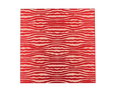 Lillypilly Red Zebra Anodized Aluminum Sheet 3