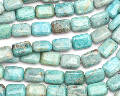 Brazil Amazonite Pillow 14x10mm
