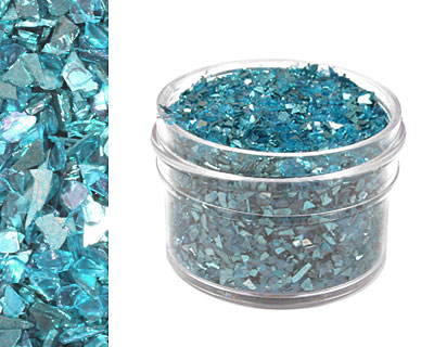 Swan Lake Vintage Glass Glitter (Shards) 1 oz.