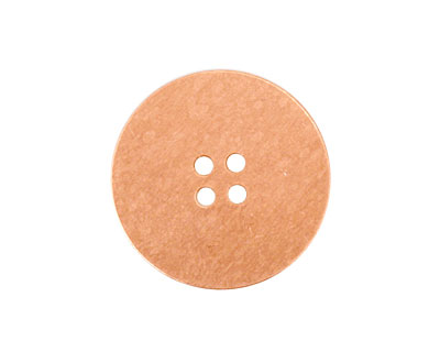 Copper Button Blank 23mm
