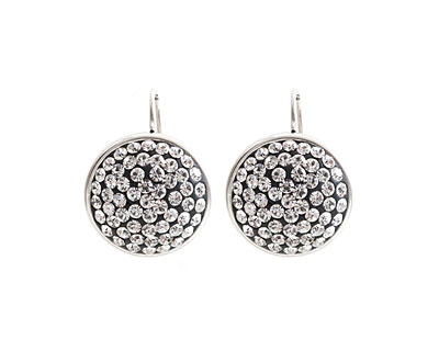 Nunn Design Antique Silver (plated) Traditional Earrings Kit