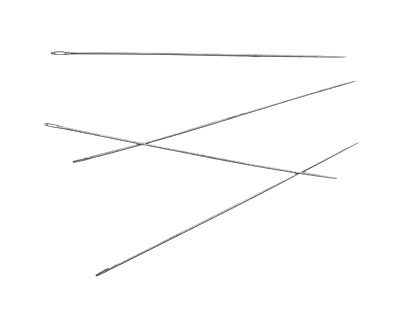 John James Size 12 English Beading Needles
