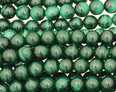 Malachite (A) Round 7mm