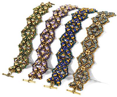 Chantilly Lace Bracelet Pattern