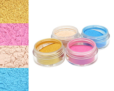 Perfect Pearls Pastels Pigment Powder Kit 10g