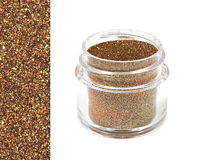 Aged Gold Microfine Opaque Glitter 1/4 oz.