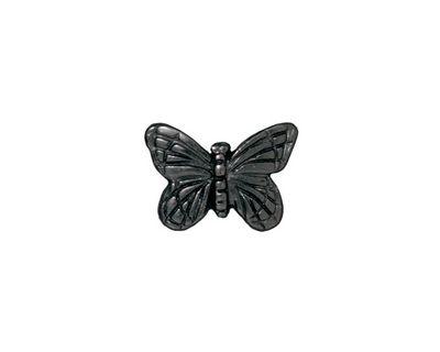 TierraCast Gunmetal Monarch Bead 11x15mm