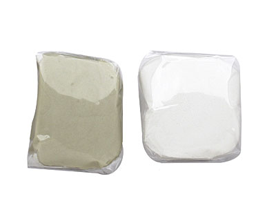 White Crystal Clay 50 grams