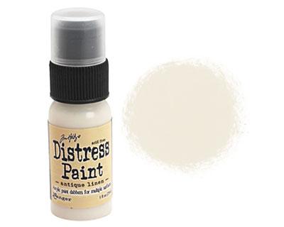 Tim Holtz Antique Linen Distress Paint Dabber 29ml