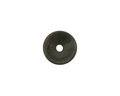 C-Koop Enameled Metal Steel Gray Chip 3-4x12-13mm
